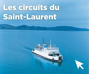 Traversier sur le Saint-Laurent