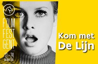Met De Lijn naar Film Fest Gent