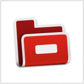 sharing-folder icon