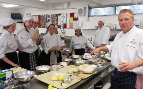 Food tech scholarship
