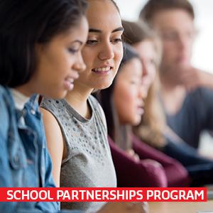 The School Partnerships Program