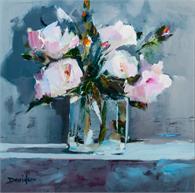 Mary Davidson - Pink Peonies