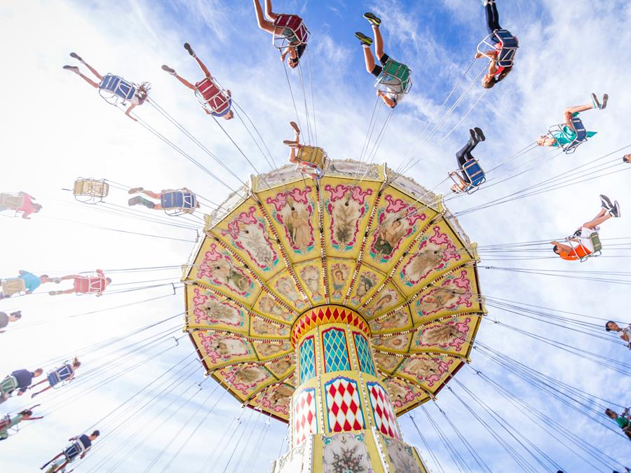The Royal Easter Show Sydney Carnival Ride