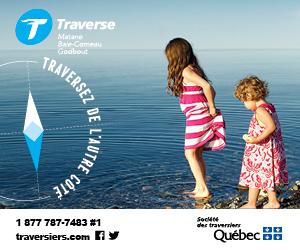 Traverse Matane-Baie-Comeau-Godbout
