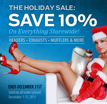 The Holiday Sale: Save 10% Storewide