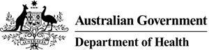 Australian Government Department of Health logo