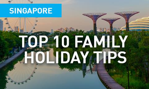 Top 10 Family Holiday Tips