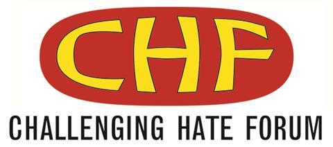 Challenging Hate Forum logo.