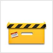 yellow box labelled temp