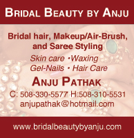 bridal beauty ad