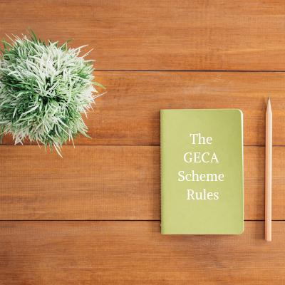 GECA Scheme Rules