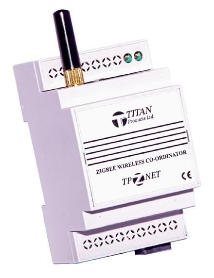 TPZ-Co-ordinator complete with BACnet communications