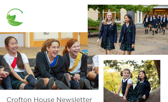 CHS: Inspiring girls to discover and pursue their personal exellence.