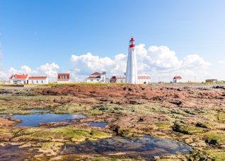 Site historique maritime de la Pointe-au-Père