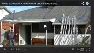 Home Extensions Clarence Park