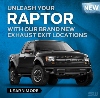 New Ford Raptor SuperCrew Exhausts!