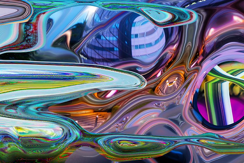'Distorted Buildings'