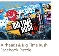 Airheads and Big Time Rush
