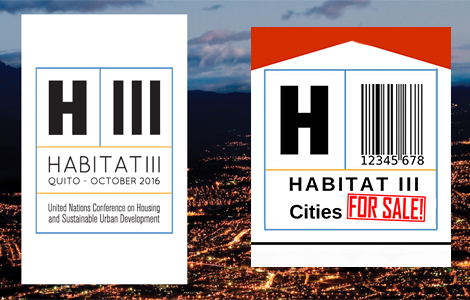 Une évaluation syndicale du document final d'Habitat III
