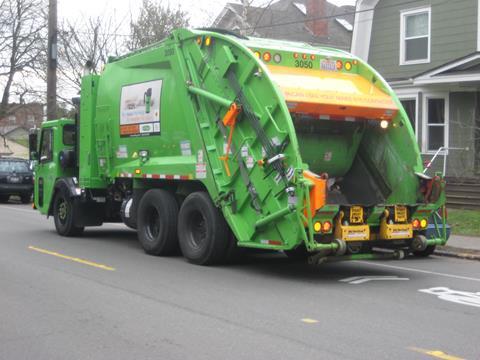 Collecte des déchets au Canada: Quand le privé devient public - tout le monde y gagne
