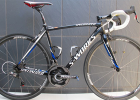 Alberto&#8217;s&#32;Specialized&#32;SL4&#32;SRAM&#32;RED&#32;WiFLi