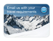 Email us with your  travel requirements