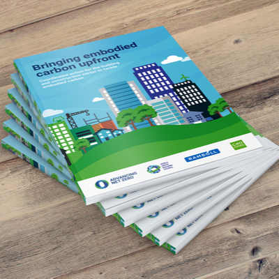 GECA Supports the Built Environment Sector Reaching Net Zero Carbon Emissions by 2050
