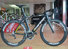 BROWNLEE&rsquo;S BOARDMAN AIR/9.8 SRAM RED