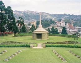 Kohima War Cemetery