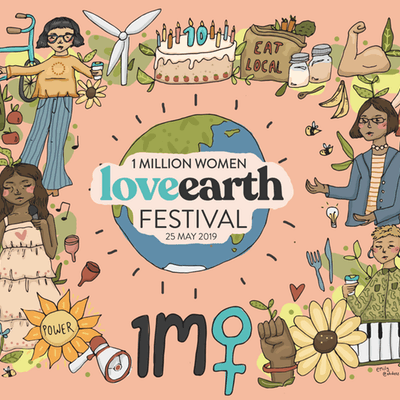 1 Million Women's LoveEarth Festival