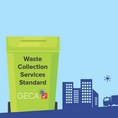 Planet Ark Article on GECA Waste Collection Services Standard