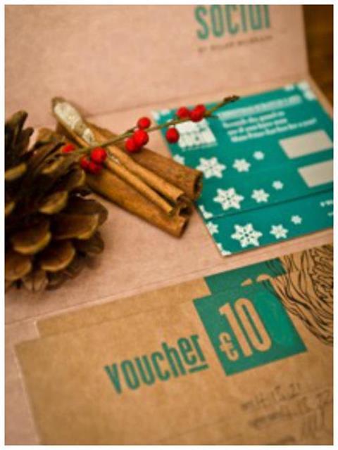 Christmas Vouchers