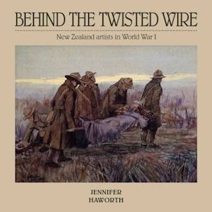 Behind the Twisted Wire book cover