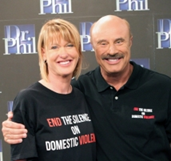 National News: Dr. Phil Talks, Reauthorization of FVPSA Funds