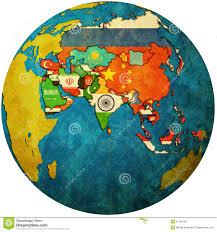 Asia y el Medio Oriente