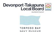 Devonport-Takapuna Local Board and Torpedo bay Navy Museum