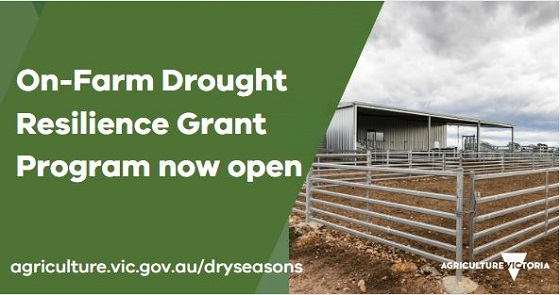 new drought grants