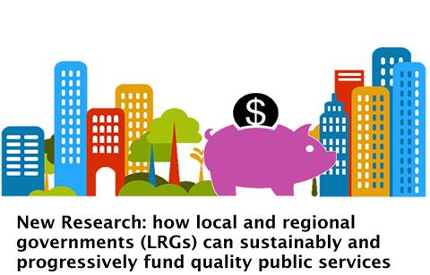 PSI Research Paper explores options for sustainable and fair LRG funding