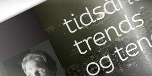 Foredrag - tidsånd, trends og tendenser