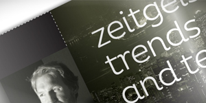 Presentations about trends, zeitgeist and tendencies
