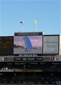 Perth 2011 soars with the West Coast Eagles