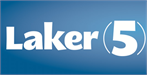 Laker5 Logo