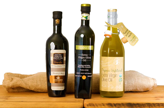 The Olive Oil Tasting Collection