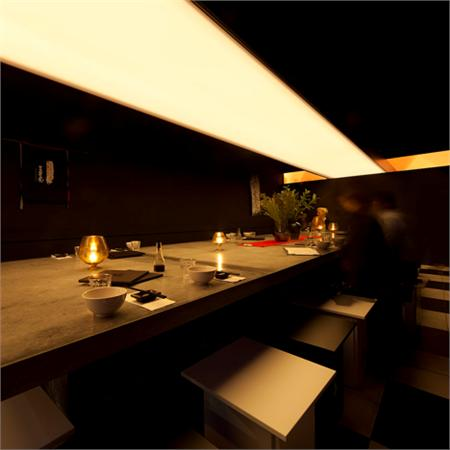 Uchi Lounge 01 by Facet Studio