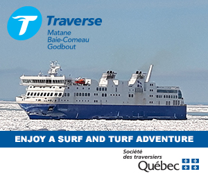 Matane-Baie-Comeau-Godbout Ferry
