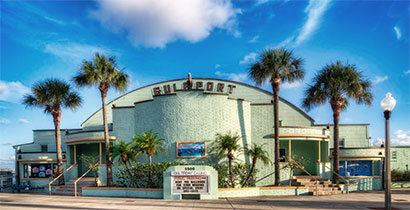 Gulfport Casino Dance Hall in Gulfport, Florida