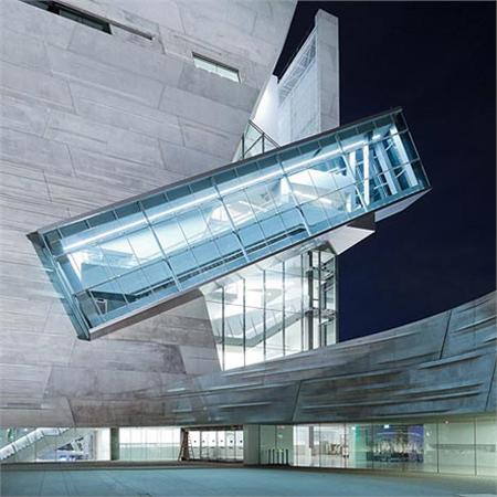 Perot&#32;Museum&#32;of&#32;Nature&#32;and&#32;Science&#32;by&#32;Morphosis