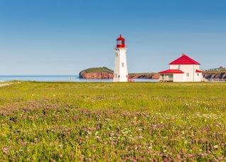 L'Anse-à-la-Cabane Lighthouse