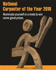 National Carpenters Day 2010