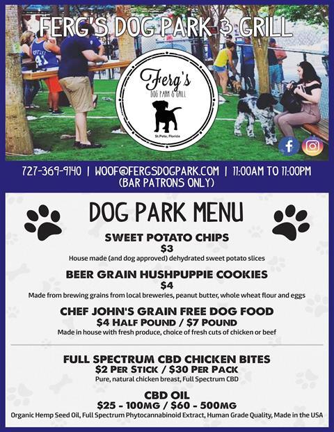 Ferg's Dog Park & Grill